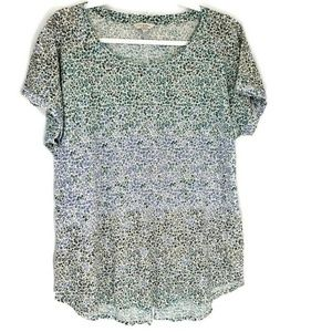 Luck Brand top.Size L